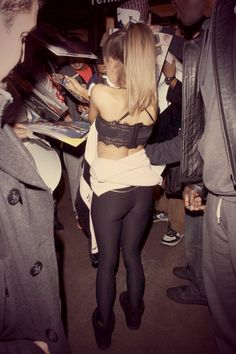 Ariana Grande Photos Photos: Ariana Grande Arrives at LAX