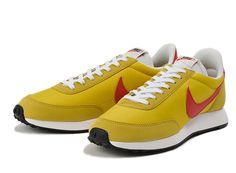 #Nike Air Tailwind Yellow/Red/White #sneakers