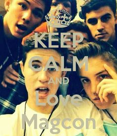 Keep Calm and Love Magcon! Hayes Grier, Nash Grier, Keep Calm And Love, Im In Love, Magcon Quotes, Macon Boys, Magcon Family, Aaron Carter, Getting Back Together