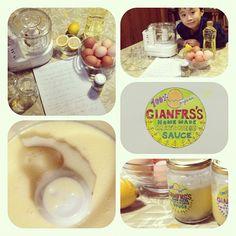 Gianfrs's homemade Mayonese sauce - 100% organic -