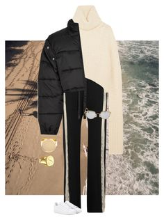 Ann Demeulemeester by karajisha on Polyvore featuring polyvore fashion style Ann Demeulemeester 3.1 Phillip Lim adidas Dina Kamal Jean-Paul Gaultier Sarah Chloe clothing