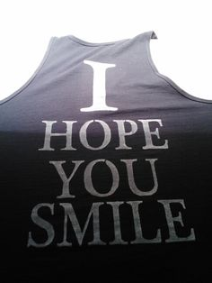 Back of the of mice & men tanktop I made