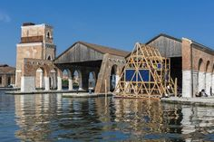 WATERFRONT Atlas is a collaborative knowledge platform that brings the local intelligence of the aquatic community of Makoko, Lagos to the world at the 15th International Architecture Exhibition — La Biennale di Venezia curated by Alejandro...