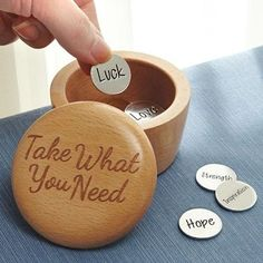 Motivational Take What You Need Box (Anniversary gifts for boyfriend long distance) Unique Christmas Gifts, Christmas Fun, Holiday Gifts, Handmade Christmas, Christmas Projects, Cool Gifts, Diy Gifts, Unique Gifts, Amazing Gifts