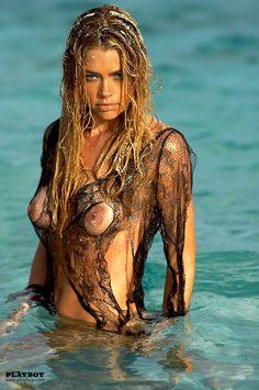 Denise Richards Playboy Nude