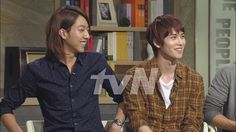 """CNBLUE's Jungshin reveals, """"Yonghwa and Jonghyun share underwear"""" #CNBLUE"""