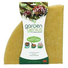 Garden Genius Products Reusable Basket Liner 28 Inch (Pack of 2) Garden Genius? Products http://www.amazon.com/dp/B003LWOSNY/ref=cm_sw_r_pi_dp_Pagdub0FNFNXB