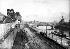 1912-Nantes vu du château source Gallica
