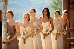 A gorgeous Jewish wedding celebration in the mountains of Utah with violinist Lindsey Stirling as musical guest // photos by Pepper Nix Photography: http://www.peppernix.com || see more on http://www.artfullywed.comPhotographer: Pepper Nix Photography Event Planner: MelissaFancy Bridesmaids Dresses: Amsale Shoes: Fendi Dress Designer: Monique Lhuillier Dress Store: Kleinfeld Makeup Artist: Paula Dahlberg – Makeup Artist Floral Designer: artisan bloom Cinema and Video: Chris McClain…