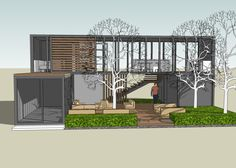 Building a container residence can be nice DIY project, especially for those who take building as a hobby or a way to relax. Still, one needs to keep in mind that building container houses is a lon…