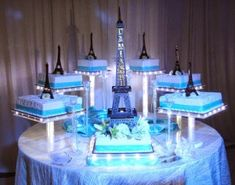 Xv cake - Home Page Paris Quinceanera Theme, Quinceanera Decorations, Quinceanera Party, Quinceanera Invitations, Cake Paris, Paris Themed Cakes, Fountain Wedding Cakes, Cupcake Tower Wedding, Baptism Party Decorations
