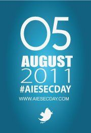 aiesec day #aiesecday | weekends are for warriors
