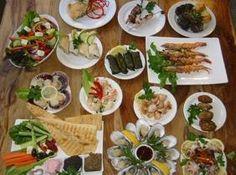 Eat Greek Mezze! Ask Katrina Andreadis, Athens, Greece | dopios