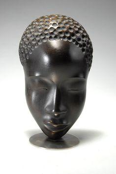Hagenauer - African Head (1930)