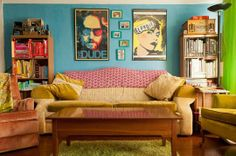 Design Dozen: Don't-Miss Entries from Week Two of 'Room for Color' Room for Color Contest | Apartment Therapy