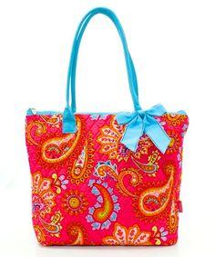 paisley purse
