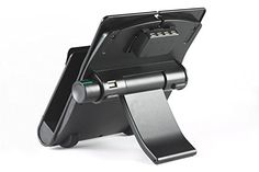 Kensington Notebook Stand with USB Hub - Black Simply slide your notebook into the stand, connect one USB plug and youll have instant access to all of your peripherals. A built-in 4-port hub makes connection easy and (Barcode EAN = 5028253072365) http://www.comparestoreprices.co.uk/january-2017-2/kensington-notebook-stand-with-usb-hub--black.asp