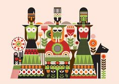 designy illo.love. by fernando volken togni