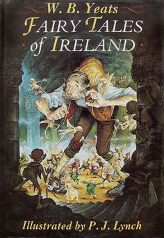 PJ Lynch Gallery - Books: WB Yeats Fairy Tales of Ireland-childhood memories