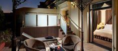 Grand Premium room with hydromassage - Gran Meliá Fénix Hotel, Madrid