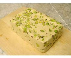 FOCH: Domowa chałwa z pistacjami