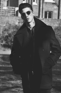 Ash Stymest for Client Magazine by Ian Cole