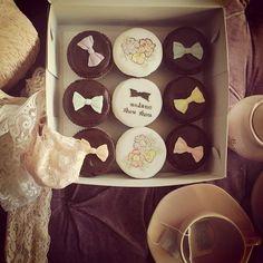 #madameshoushou #bow #cupcakes
