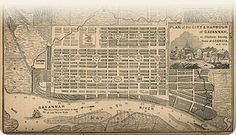 Savannah is known as America's first planned city. Oglethorpe laid the city out in a series of grids that allowed for wide open streets intertwined with shady public squares and parks that served as town meeting places and centers of business. Savannah had 24 original squares; 22 squares are still in existence today.
