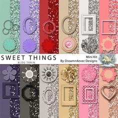 Dreamn4ever Designs: Choo...Choo...Blog Trains Rolling Out!
