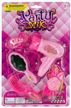 Girls Hair & Beauty Playset Case Pack 24