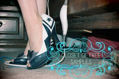 REVIEW: Fortunately Fashionable Americas Patriotic Pumps - Closet of Free Samples