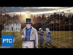 Using Perspective and Vanishing Point To Create Amazing Composites In Photoshop - YouTube