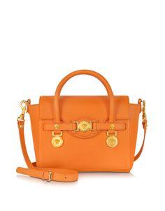 574e714e0e02 Versace Small Signature Handbag at FORZIERI Versace Handbags