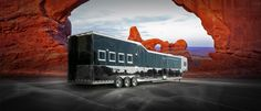 Don't miss Bloomer Trailers this year at Cowboy Christmas during the 2015 Wrangler National Finals Rodeo in Las Vegas, Nevada. National Finals Rodeo, Best Camping Gear, Cowboy Christmas, Horse Trailers, Cowgirl Style, Image House, Home And Away, Country Music, The Best