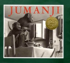Sophisticated Picture Book    jumanji