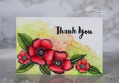 Our Artist Markers are alcohol-based, allowing you to beautifully blend colors to any stamped images. Our various range of stamps are perfect for these markers. You can also easily pair them with our