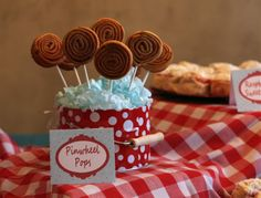 Patty Cakes Bakery: Bun in the Oven Baby Shower
