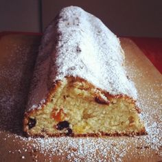 My recipe for homemade German Stollen - my German in-laws told me it was the best :) http://www.stephanielevy.com/blog/2014/12/18/holiday-recipes-my-illustrated-2015-calendar