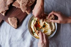 Zahavs Hummus Recip