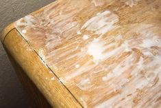 Removing Black Stains in Wood Furniture With Oxalic Acid: 6 Steps (with Pictures)