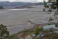Mariana (MG) - Barragem de rejeitos de Fundão trouxe destruição à zona rural de Mariana, em Minas Gerais   foto: Antonio Cruz/Agência Brasil