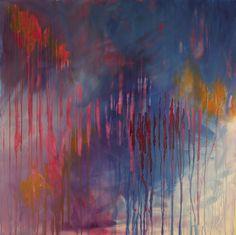 "Saatchi Online Artist Linda Colletta; Painting, ""Deep"" #art"