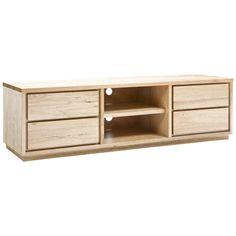 Henderson Entertainment Unit 180cm | Freedom Furniture and Homewares