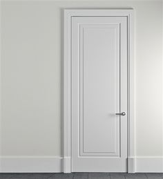 lualdi porte - single panel door