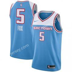 NBA Sacramento Kings Light Blue Jersey  5. BasqueteUniformes ... 3024c53048062