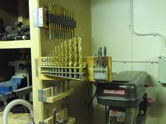 Drill bit Storage http://www.woodworkingtalk.com/f27/drill-bit-storage-any-ideas-30404/