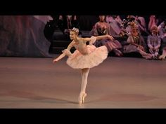Ever wanted to watch the Russian ballet perform The Nutcracker? Watch it performed at St. Petersburg's Mariisnky Theatre with beautiful videography! Loved the close up shots!