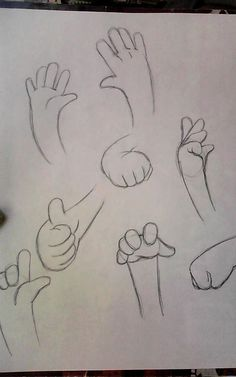 How to draw chibi hands 2 Drawing Techniques, Drawing Tutorials, Drawing Tips, Art Tutorials, Drawing Sketches, Drawing Skills, Drawing Ideas, Sketching, 3d Drawings