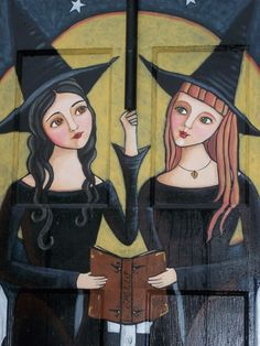 """The Owens Sisters, """"Practical Magic"""""""