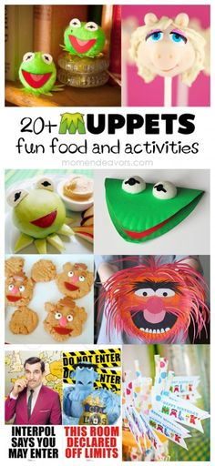 Muppets party round up